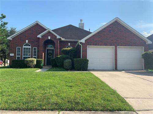 Photo of 9522 Fossil Canyon Drive, Humble, TX 77396 (MLS # 49209638)