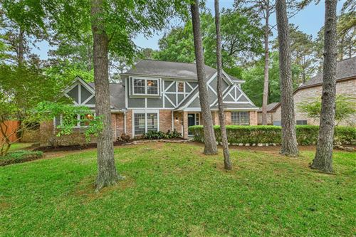 Photo of 17307 Majestic Forest Drive, Spring, TX 77379 (MLS # 78210638)