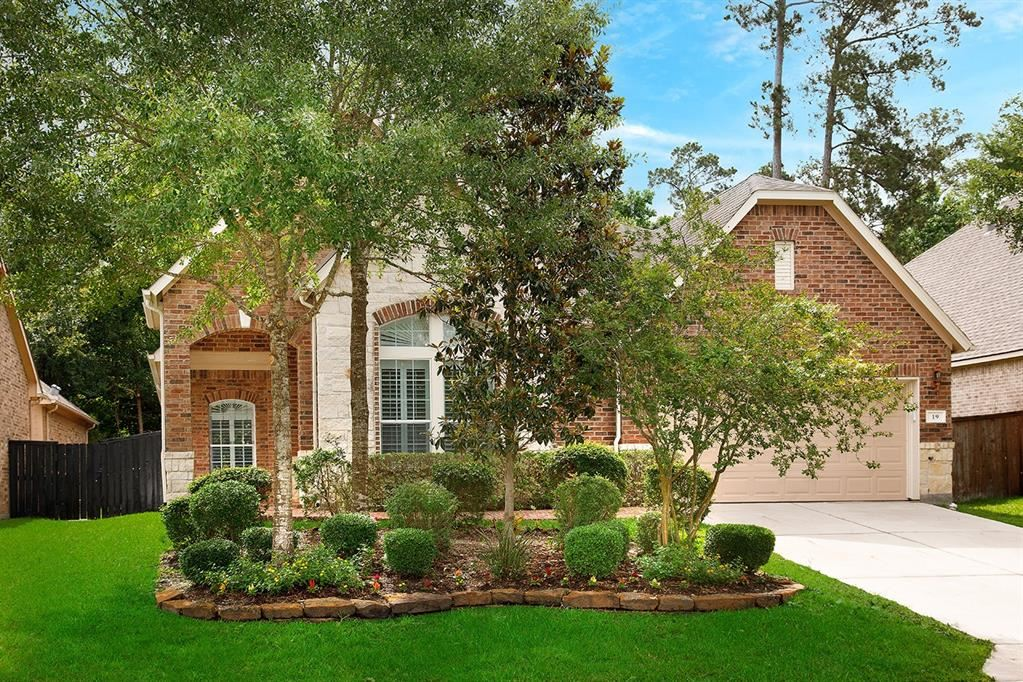 19 TAPESTRY FOREST, The Woodlands, TX 77381 - #: 25453638