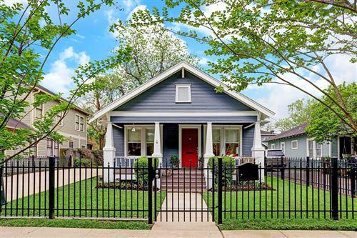 Photo of 714 Ralfallen Street, Houston, TX 77008 (MLS # 68456639)