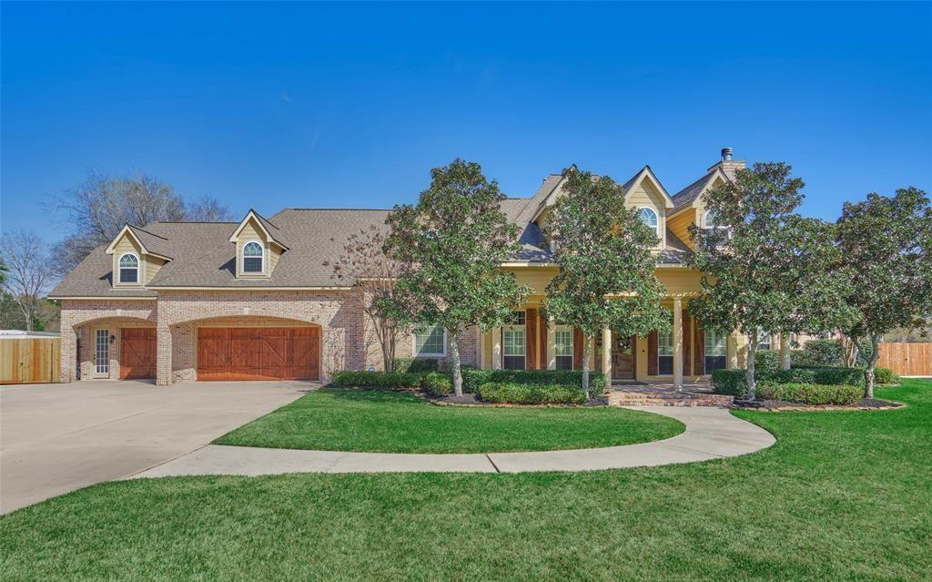 724 Mountain View Drive, Montgomery, TX 77356 - #: 92162641