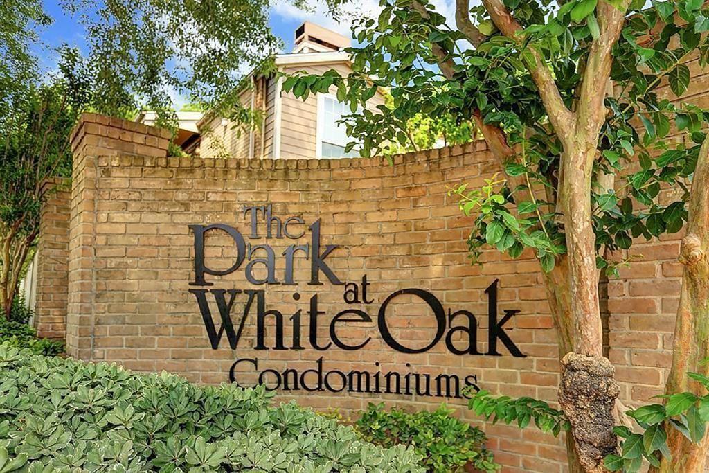 1860 White Oak Drive #377, Houston, TX 77009 - #: 74771643