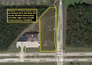 Photo of 0 McHard Rd and Old Alvin Road, Pearland, TX 77581 (MLS # 82183644)
