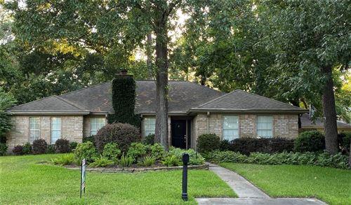 Photo of 3507 Garden Lake Drive, Houston, TX 77339 (MLS # 96786644)