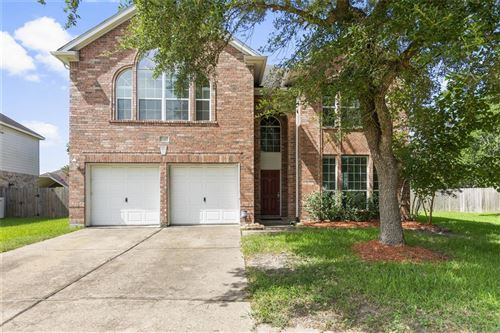 Photo of 9003 Sun Glen Court, Pearland, TX 77584 (MLS # 47197645)