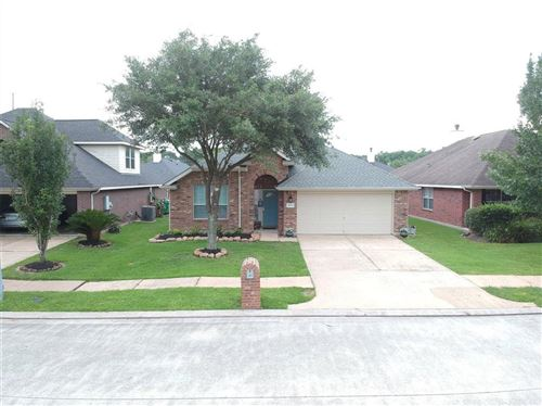 Photo of 6806 Rockwall Trail Drive, Humble, TX 77346 (MLS # 98030646)
