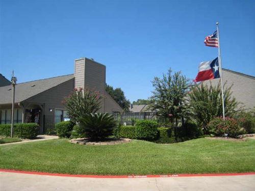 Photo of 14777 Wunderlich Drive #1402, Houston, TX 77069 (MLS # 10377647)