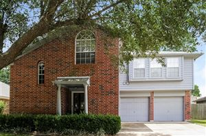 Photo of 3810 Village Well Drive, Humble, TX 77396 (MLS # 48558647)