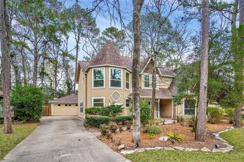 Photo of 4 Mayfair Grove Court, The Woodlands, TX 77381 (MLS # 84771647)