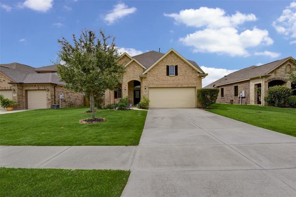 222 Harbor Bend Lane, Dickinson, TX 77539 - MLS#: 35901647