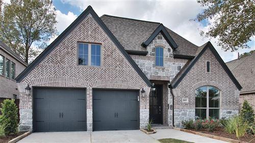 Photo of 16815 Hammon Woods Drive, Humble, TX 77346 (MLS # 54138648)