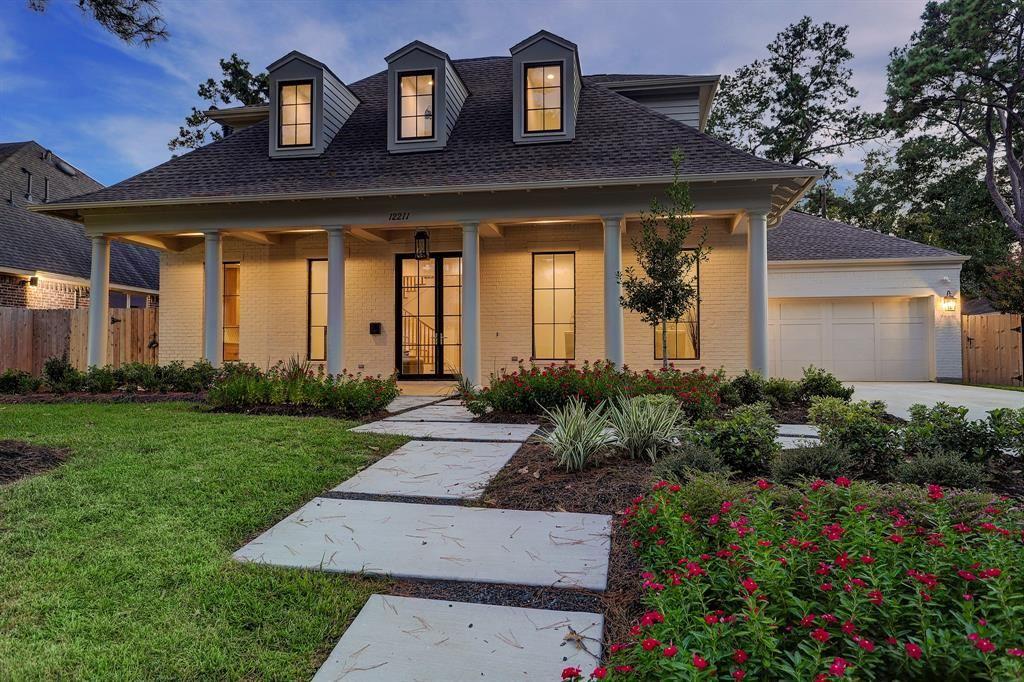 Photo for 12211 Old Oaks Drive, Houston, TX 77024 (MLS # 40062649)