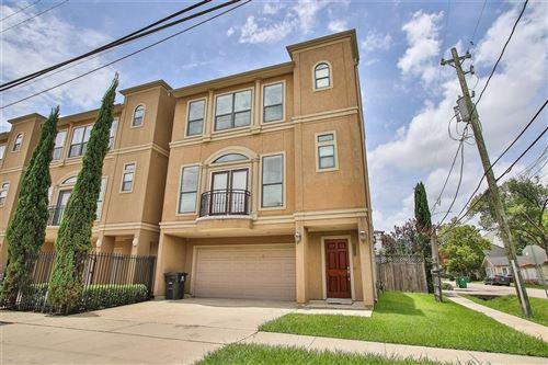 Photo of 1635 Cohn Street, Houston, TX 77007 (MLS # 12580650)