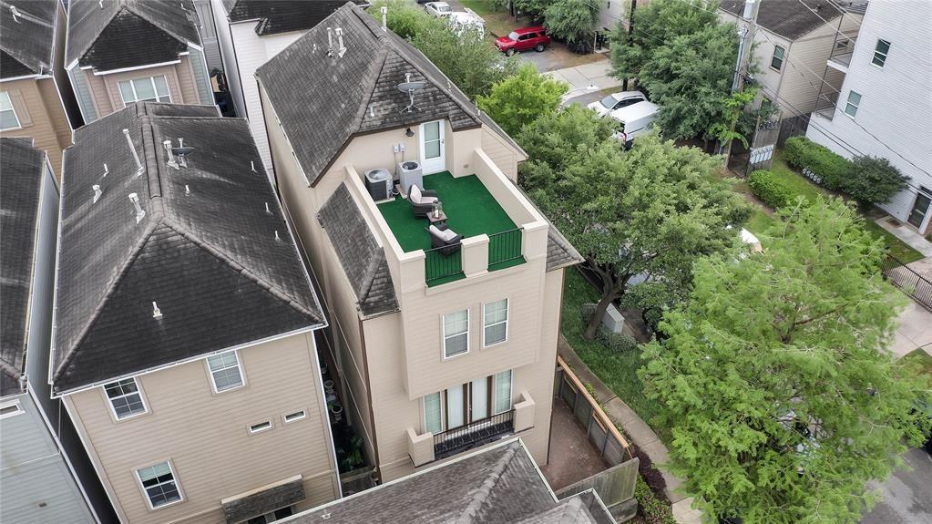 622 Rutland Street #E, Houston, TX 77007 - #: 69331650