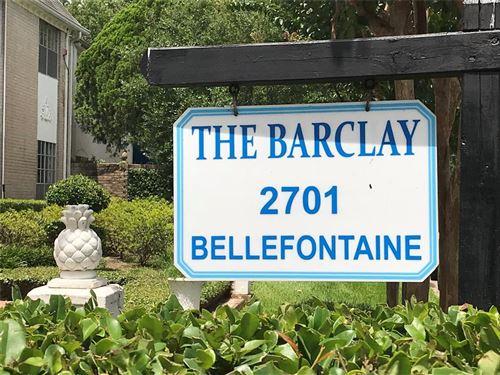Photo of 2701 Bellefontaine Street #B8, Houston, TX 77025 (MLS # 56996651)
