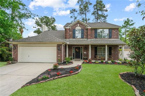 Photo of 11 W Stony End Place, The Woodlands, TX 77381 (MLS # 53241655)