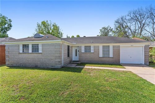 Photo of 527 Beaver Bend Road, Houston, TX 77037 (MLS # 6614655)