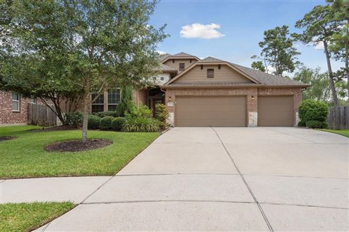 Photo of 12619 Otter Crest Court, Humble, TX 77346 (MLS # 45177658)