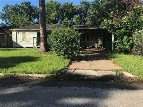 Photo of 4624 Keystone Street, Houston, TX 77021 (MLS # 40249659)