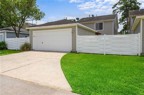 Tiny photo for 18802 Atasca Oaks Drive, Humble, TX 77346 (MLS # 46898660)