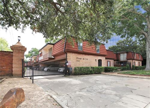 Photo of 3401 Timmons Lane #41, Houston, TX 77027 (MLS # 93429660)