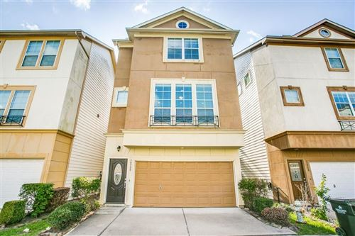 Photo of 10730 Clearview Villa Place, Houston, TX 77025 (MLS # 86075661)