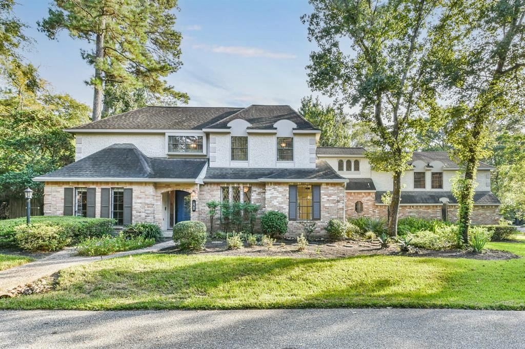 10704 Whisperwillow Place, The Woodlands, TX 77380 - #: 52214662