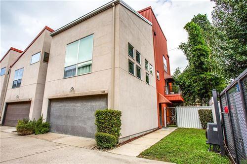 Photo of 365 Sydnor Street, Houston, TX 77020 (MLS # 53865664)