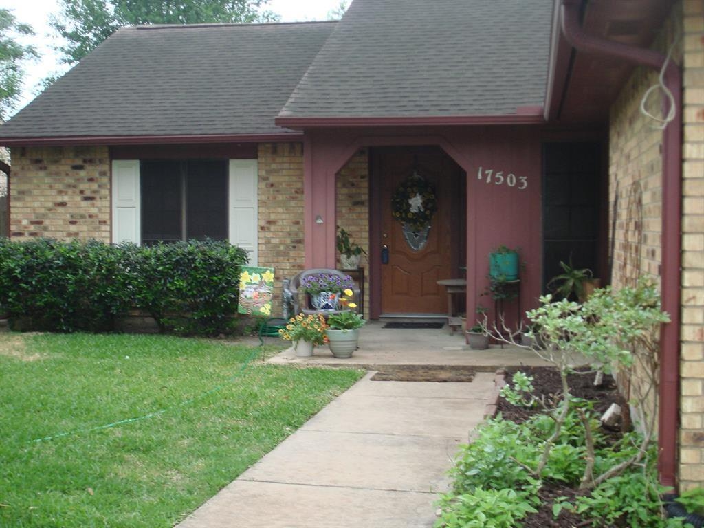 17503 Wild Willow Lane, Houston, TX 77084 - #: 8002665