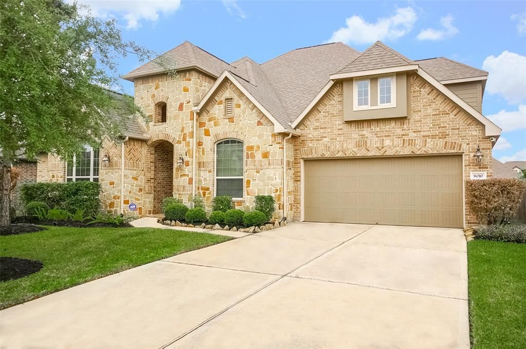 8010 Ivy Bush Bend Lane, Richmond, TX 77407 - #: 83308665