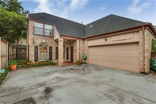 Photo of 6003 Valley Forge Drive, Houston, TX 77057 (MLS # 66900666)