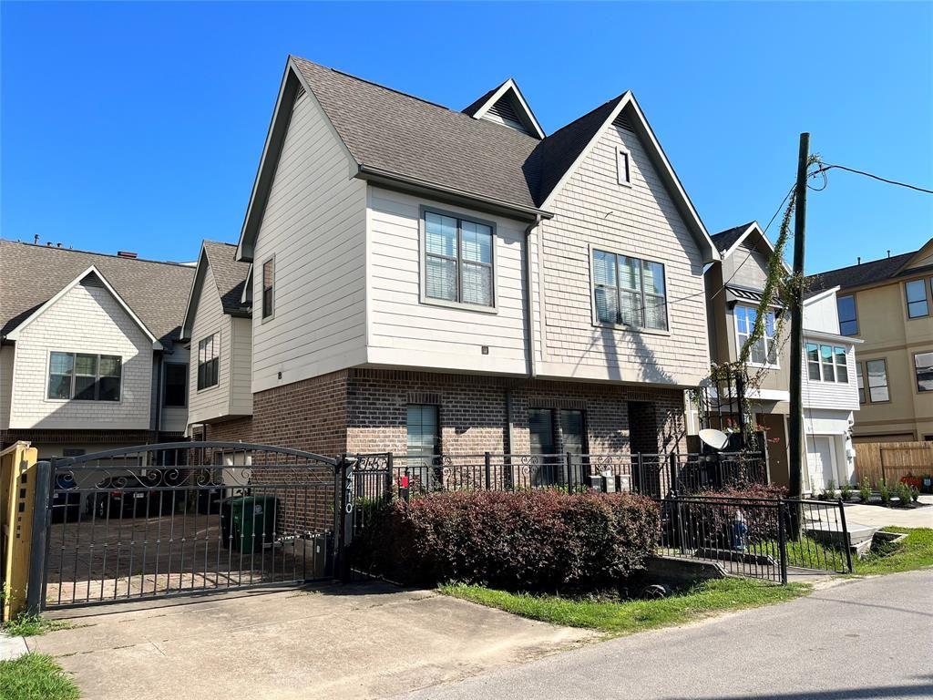4410 Schuler Street #A, Houston, TX 77007 - MLS#: 18743666