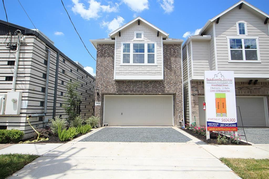 2510 Woodhead Street #B, Houston, TX 77019 - MLS#: 8598669