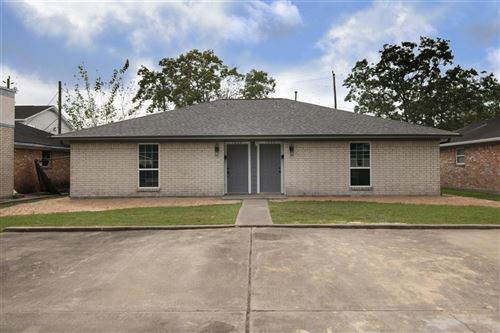 Photo of 7434 Aljean Lane, Pasadena, TX 77536 (MLS # 10727671)