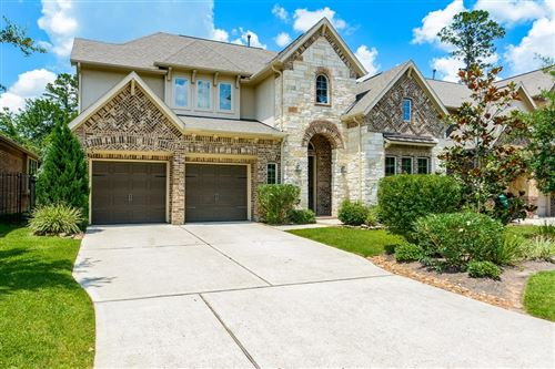 Photo of 82 Lindenberry Circle, The Woodlands, TX 77389 (MLS # 16359671)
