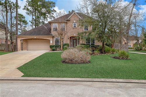 Photo of 2 Barlow Court, The Woodlands, TX 77382 (MLS # 22635672)