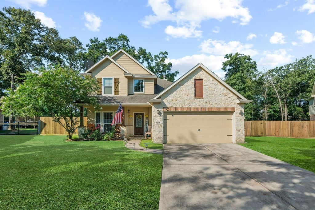 Photo for 9079 Red Stag Lane, Conroe, TX 77303 (MLS # 10861673)