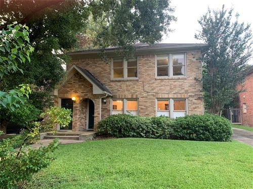 Photo of 1910 Marshall Street, Houston, TX 77098 (MLS # 34123675)