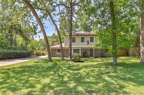 Photo of 603 Glen Haven Drive, Conroe, TX 77385 (MLS # 93137675)