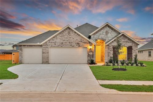 Photo of 4970 Creek Bend Drive, Pearland, TX 77584 (MLS # 7991677)
