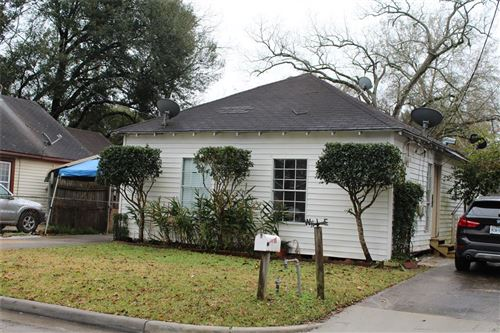 Photo of 146 Davis Street, Humble, TX 77338 (MLS # 45022678)