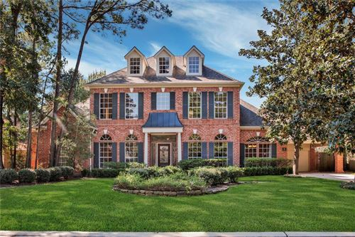 Photo of 9 Hollymead Drive, The Woodlands, TX 77381 (MLS # 16219681)
