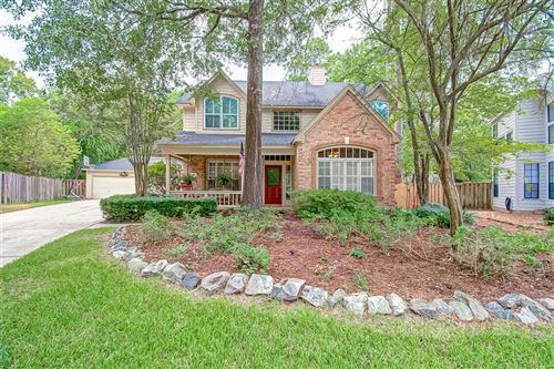 Photo of 58 Edgemire Place, The Woodlands, TX 77381 (MLS # 16591681)