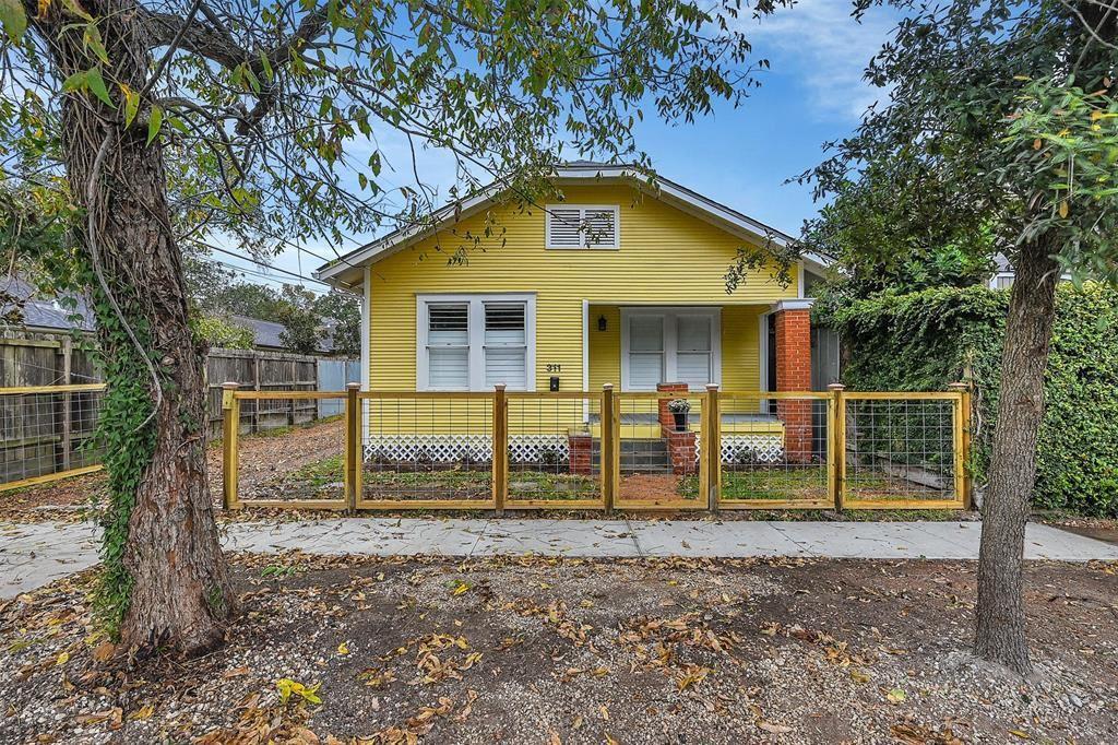 311 E 8th Street, Houston, TX 77007 - #: 40963681
