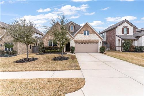 Photo of 10942 Sarah Bluff Lane, Cypress, TX 77433 (MLS # 86167682)
