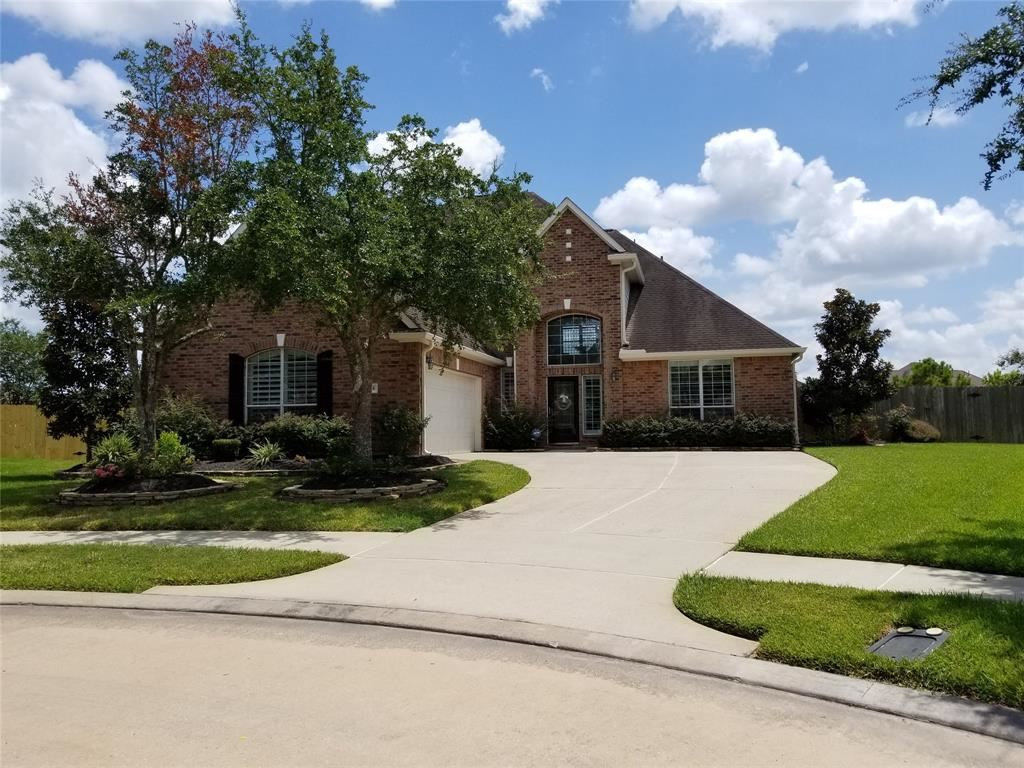 1618 Gable Park Court, Pearland, TX 77581 - MLS#: 74789685