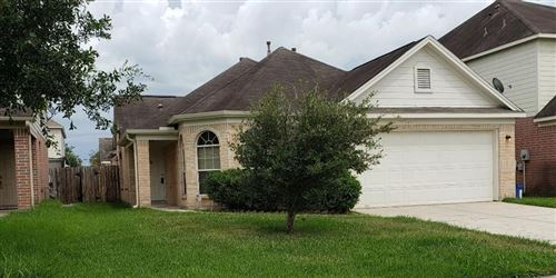 Photo of 17806 June Forest Drive, Humble, TX 77346 (MLS # 25800691)