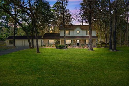 Photo of 22915 Rosehollow Trail, Tomball, TX 77377 (MLS # 71247693)