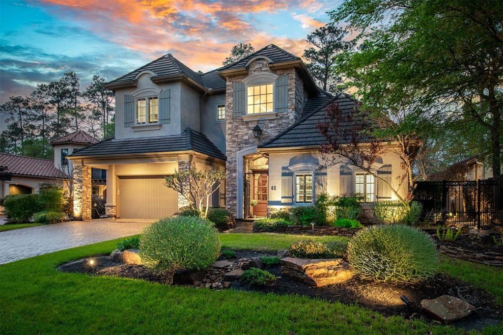 63 Rhapsody Bend Drive, The Woodlands, TX 77382 - MLS#: 17083696