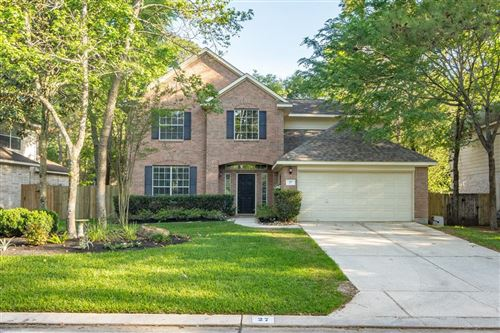 Photo of 27 Valley Mead Place, The Woodlands, TX 77384 (MLS # 6376697)